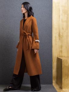ECA女装大衣17新款