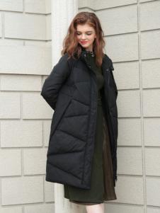 欧米媞女装新款羽绒服