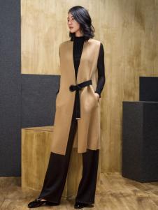 ECA女装轻奢两件套