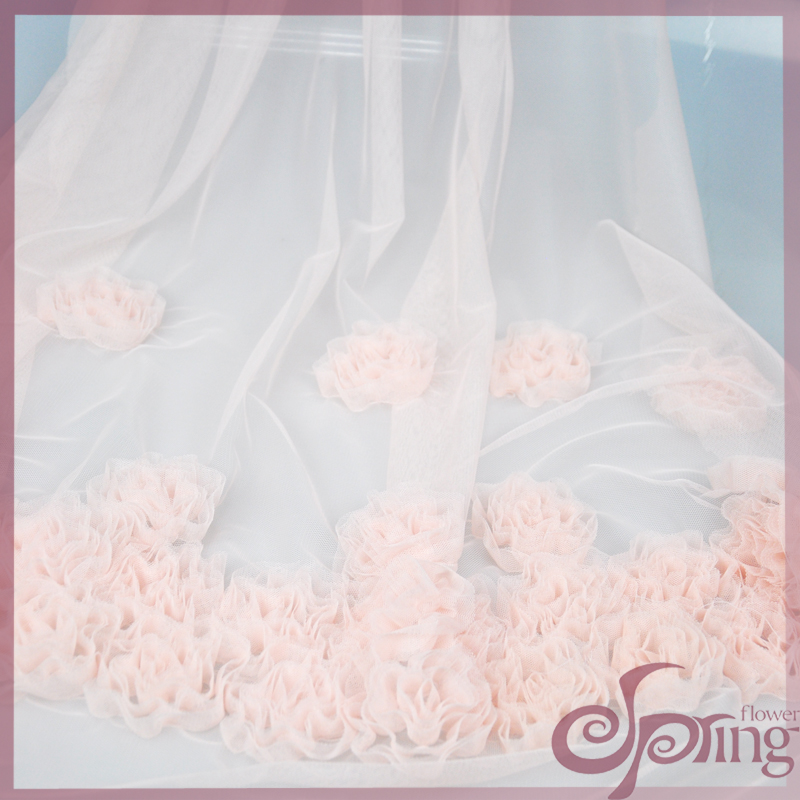 精美服装辅料 具有口碑的特种绣花面料价钱如何