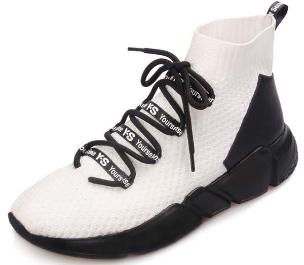 Y-S白色运动鞋 款号295092