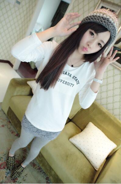 广州韩版秋季新款女装时尚卫衣批发厂家直销最低价摆地摊服装货源