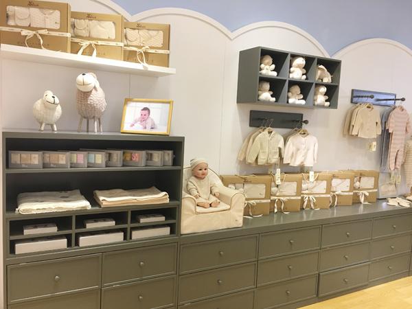 尚芭蒂婴幼童装生活馆加盟店铺图
