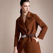 红贝缇 大衣就要这么穿,才不会辜负你的好身材!