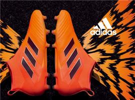 阿迪达斯足球发布全新炽焰系列,三款战靴很娇艳
