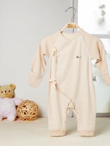 尚芭蒂婴儿纯棉连体衣