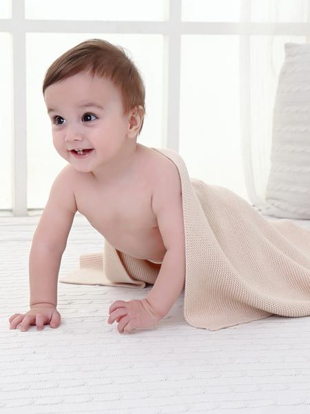 尚芭蒂婴童盖毯