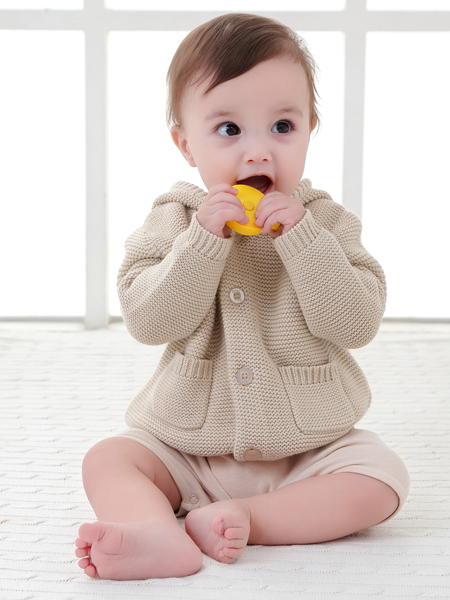 尚芭蒂婴儿装针织上衣