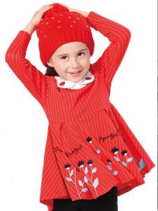 小猪班纳女童装可爱上衣