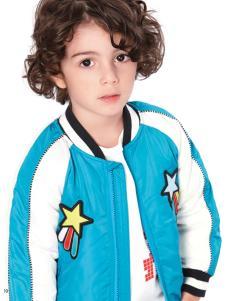 小猪班纳男童夹克外套