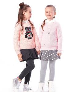小猪班纳女童粉色系列