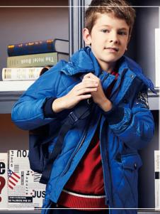 杰米熊男童17新款外套