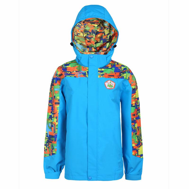 冲锋衣厂家加工定制团体冲锋衣两件套