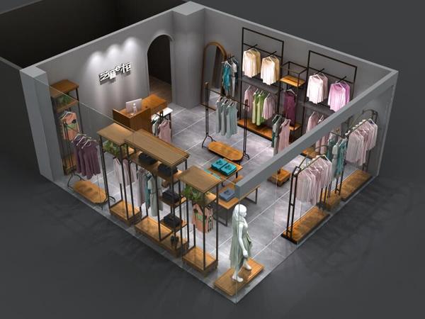 芝麻e柜品牌女装实体店