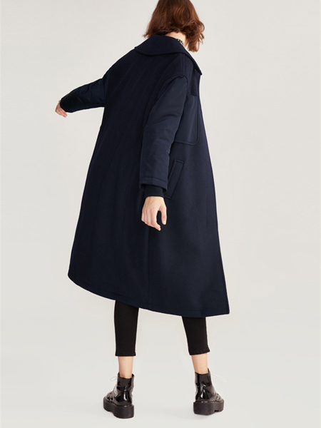 布莎卡冬装大衣