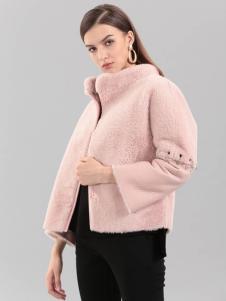 艾丽哲秋冬新款毛呢外套