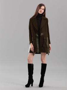 艾丽哲秋冬新款大衣