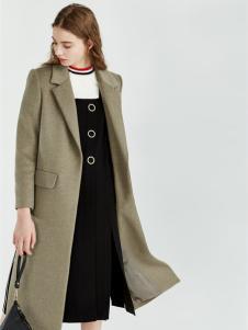 杭州布莎卡女装大衣