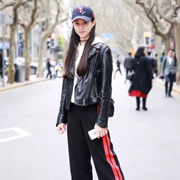 依路佑妮时尚资讯:小皮衣撑起大气场,你准备好被自己帅到了吗?