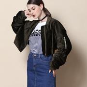 戴莉格琳女装新品 时尚与秋冬交融