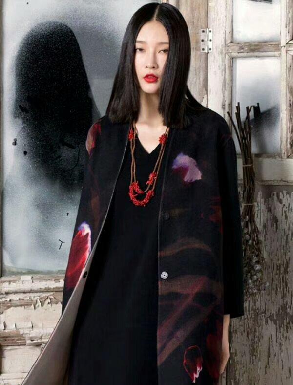 深圳一线高端品牌折扣女装 专柜正品折扣女装紫馨源服饰专供