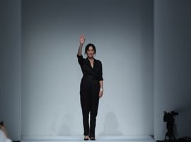 刘嘉玲个人品牌ANIRAC二度亮相上海时装周