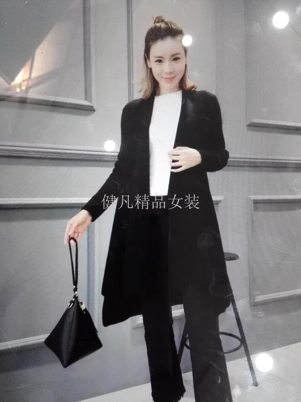 广州市品牌折扣女装潮牌女装批发