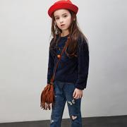 卓维乐童装洋气搭配之贝雷帽!!