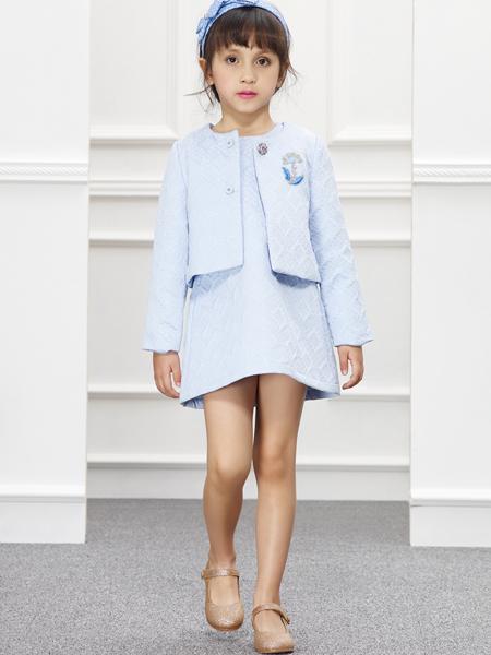 IKKI女童连衣裙