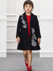 IKKI女童新款外套