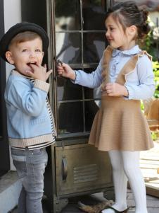 芭乐兔童装时尚新款