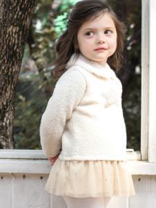 芭乐兔童装时尚两件套