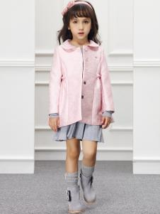 2017IKKI女童外套