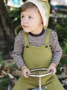 芭乐兔童装两件套