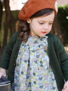 芭乐兔童装针织衫