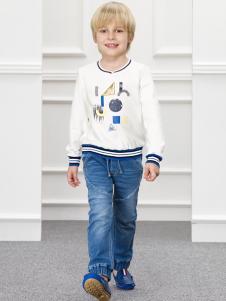 IKKI男童T恤
