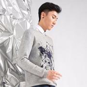 这个季节最时髦毛衣,莎斯莱思男装魅力指数直飙到200