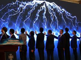 中国智能健康服饰创客高峰论坛暨苹果智能服饰华东区首发仪式