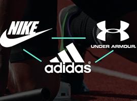 Nike、Adidas与UA加入广告战之后如何相互抗衡