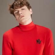 ZENL佐纳利品牌男装告诉你 中国红+个性黑超酷的