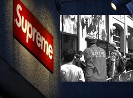 越来越多人追supreme 当潮牌成为主流小圈子文化还会保留吗