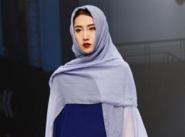 """宁波国际服装节:原创设计师品牌ZENE的""""北非魅影"""""""
