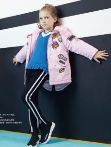 Yuki So女童印花外套