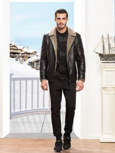 袋鼠男装休闲时尚外套