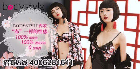 开精致性感内衣品牌店 布迪设计BodyStyle诚邀加盟!