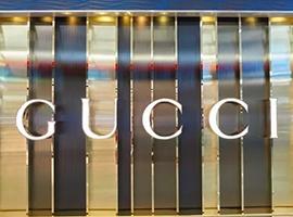 Gucci第三季度销售额猛涨50% 将加大创意营销投入(图)