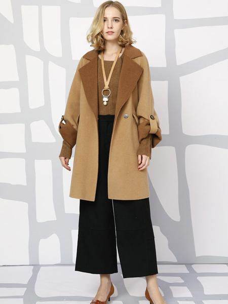 2017乔帛大衣