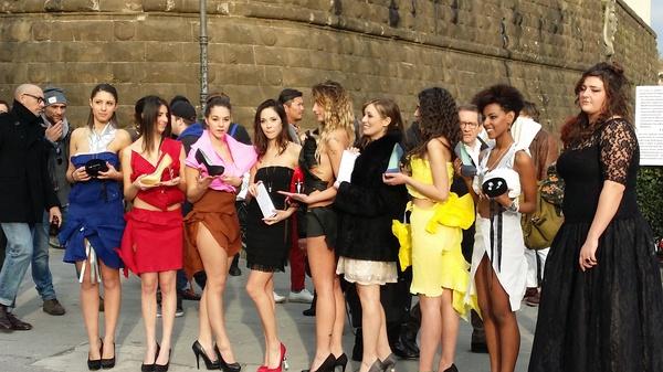 2018年1月法国巴黎who's next女装展