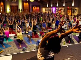 Nike正式发力瑜伽市场 向Lululemon发起挑战