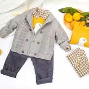 阳光鼠婴幼童装时尚搭配 | 保暖、舒适、时尚——男宝冬天可以这样穿!